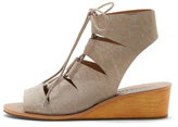 Lucky Brand Gizi Wedge Sandal