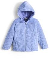 The North Face 'Laurel' Fleece Jacket (Toddler Girls & Little Girls)