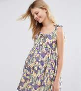 Asos Floral Print Dress