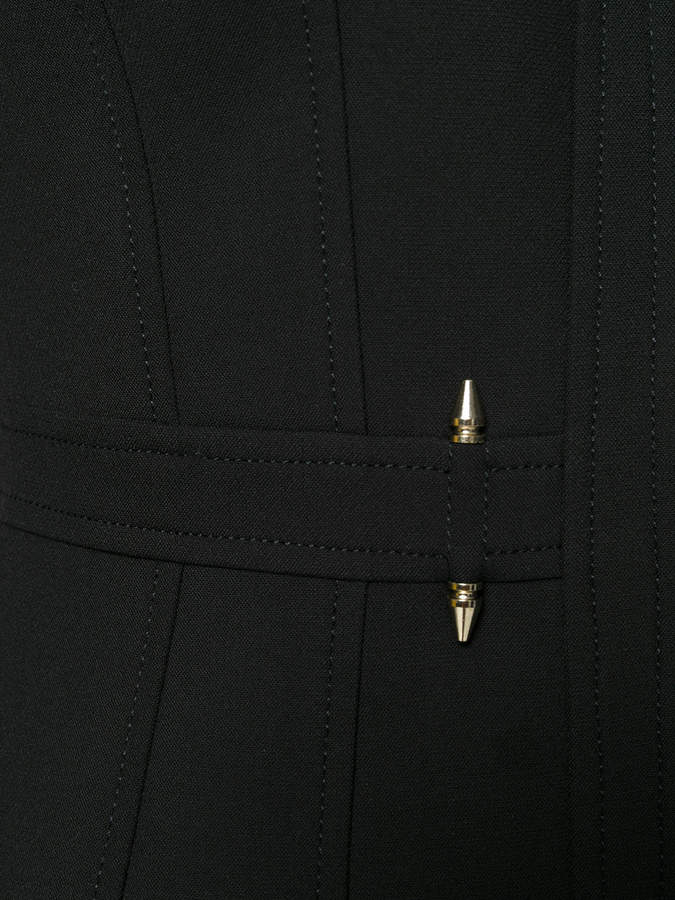 Versace short fitted jacket