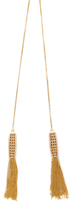 Maiyet 18K Yellow Gold & 6.70 Total Ct. Diamond Cage Lariat Necklace