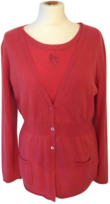 Laurèl Pink Cashmere Knitwear for Women