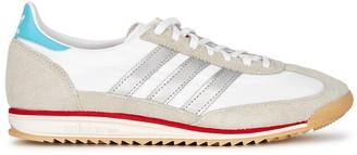 adidas SL 72 Panelled Nylon Sneakers