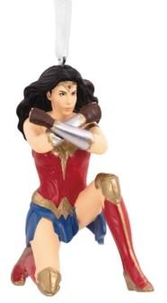 Hallmark Dc Comics Wonder Woman 1984 Movie Christmas Ornament