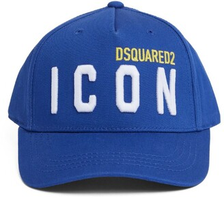 DSQUARED2 Cotton Icon Baseball Cap