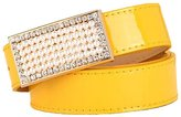 Sitong women's fashion diamond pearl inlaid leather belts