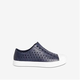 Joe Fresh Kid Boys' Aqua Shoes, Navy (Size 4)
