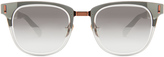 Westward Leaning Mirrorcake 3 Sunglasses