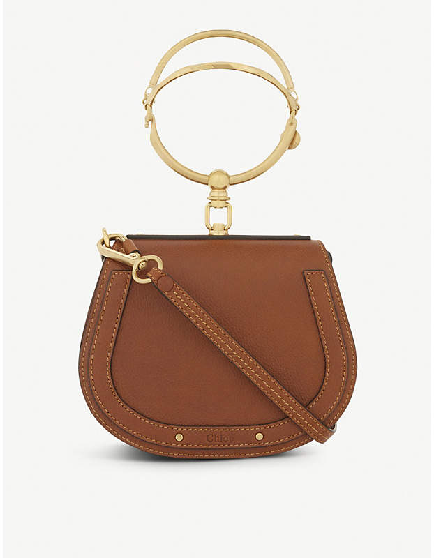 Chloé Nile small leather cross-body bag
