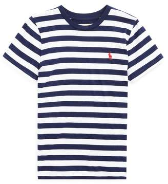 Ralph Lauren Striped Short-Sleeve Tee