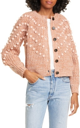 The Great The Marled Bobble Cardigan