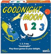 Briarpatch Goodnight Moon 123 Counting Games by