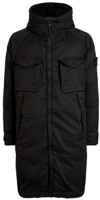 Stone Island Ghost Quilted Down Jacket