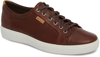 Ecco Soft VII Lace-Up Sneaker