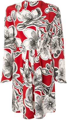 Stine Goya Jacob floral print dress