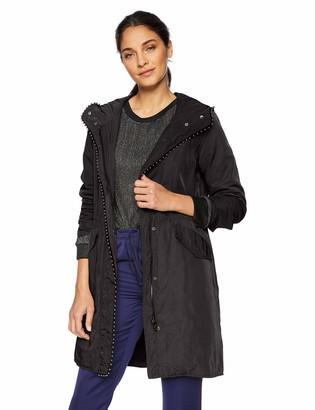 Steve Madden Women's Nylon Anorak Jacket