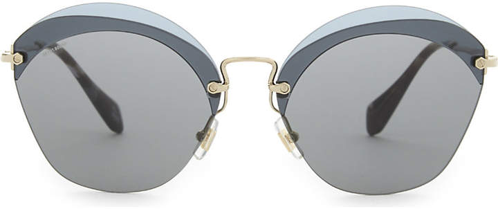 Miu Miu Mu53s cat-eye sunglasses