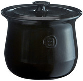 Emile Henry Flame Ceramic Stockpot - Black