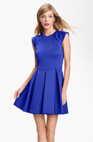 Ted Baker Pleated A-Line Dress