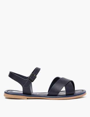Marks and Spencer Leather Open Toe Sandals