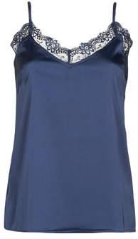 Smash Wear GAMUT women's Vest top in Blue