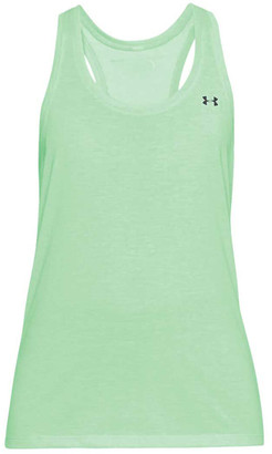 Under Armour Womens UA Microthread Train Twist Tank