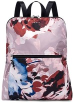 Tumi Voyageur Just In Case Abstract Floral-Print Backpack