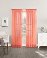 """Lichtenberg No. 918 Sheer Voile 59"""" x 95"""" Curtain Panel"""
