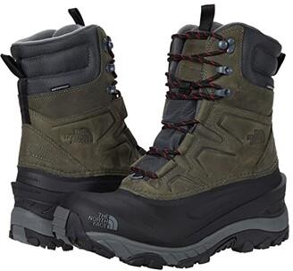 The North Face Chilkat 400 II (Zinc Grey/TNF Black) Men's Shoes