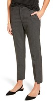Treasure & Bond Women's Tresure & Bond Crop Menswear Pants