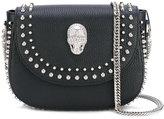 Philipp Plein embellished bag - women - Leather - One Size
