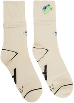 ADER error White Stonet Socks