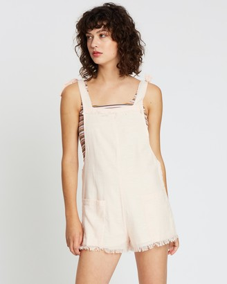 All About Eve Beachy Dungarees