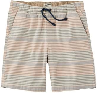 L.L. Bean Men's Dock Shorts, Stripe