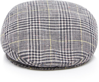Isabel Marant Evie Checked Wool Cap