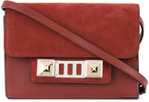 Proenza Schouler PS11 wallet - women - Leather/Suede - One Size
