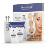 Dermatouch Anti-Aging Lifting System Kit Plus Lifting Gel & Facial Peel