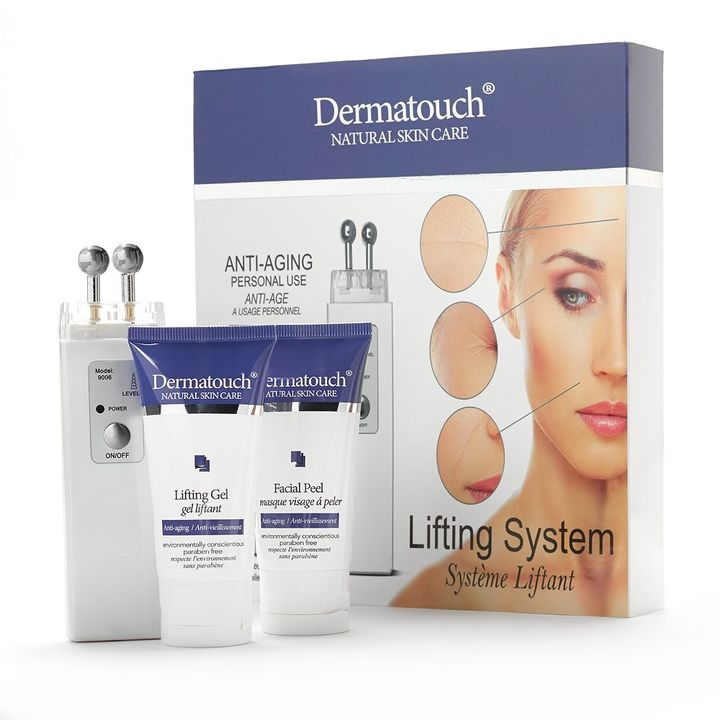Dermatouch Anti-Aging Lifting System Kit Plus Lifting Gel & Facial Peel