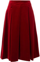 Max Mara pleated skirt