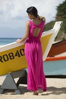 Shabby Apple Grenada Cover-Up Maxi Dress