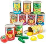 Learning Resources 1 to 10 Counting Cans Sorter Set by