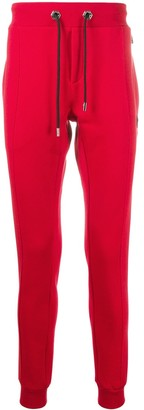 Philipp Plein Fitted Track Pants