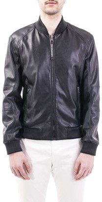 Trussardi Jeans Trussardi Faux Leather Jacket