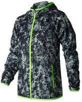 New Balance Women's WJ71163 Windcheater Jacket Printed
