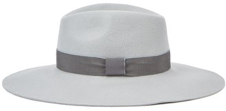 Christys London Christys' London Wilmslow Grey Wool Felt Fedora