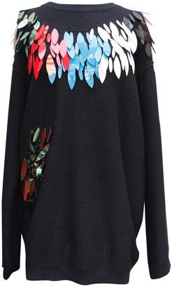 Sonia Rykiel Black Wool Knitwear for Women
