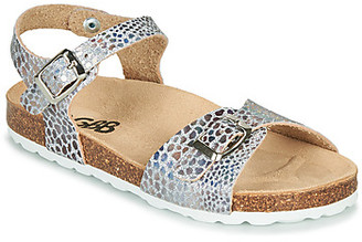GBB PIPPA girls's Sandals in Silver