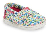 Toms Toddler Girl's Bimini Slip-On