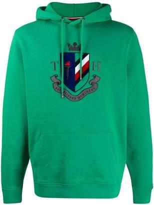 Tommy Hilfiger printed hoodie