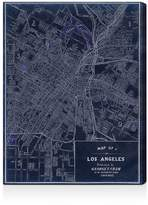 Oliver Gal Los Angeles 1899 Wall Art, 18 x 24